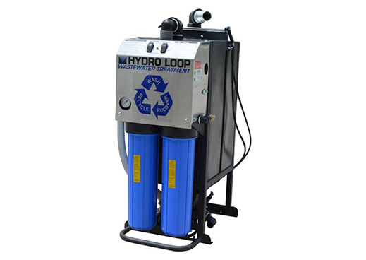 Portable Recycle Systems for Truck or Trailer Mount